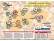 Mapa česneku a šalotky